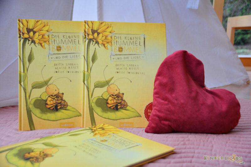 Die kleine Hummel Bommel und die Liebe 3