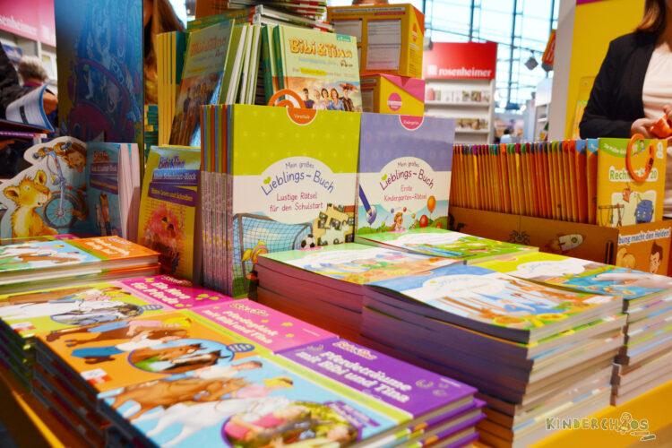 Frankfurter Buchmesse Bücher Bibi & Tina
