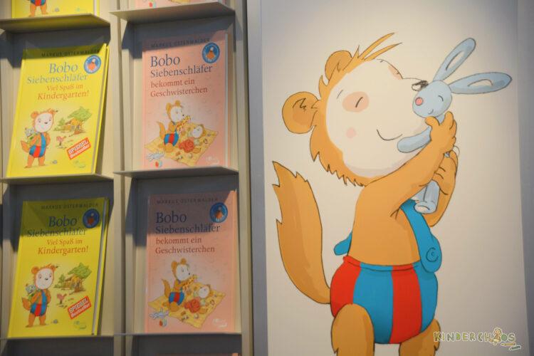 Frankfurter Buchmesse Bobo Siebenschläfer