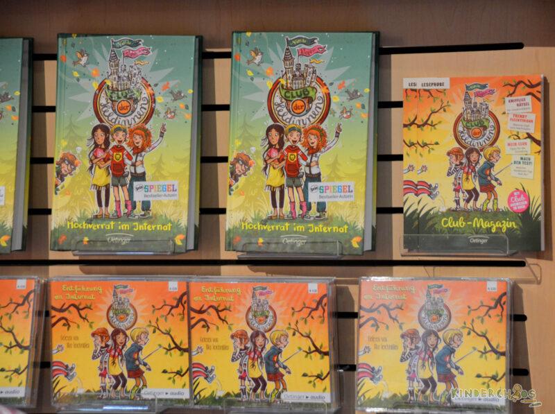 Frankfurter Buchmesse Bücher Club der Heldinnen