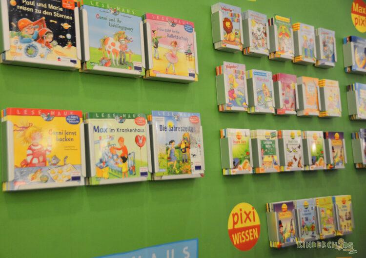 Frankfurter Buchmesse Bücher Carlsen Verlag Pixi Bücher