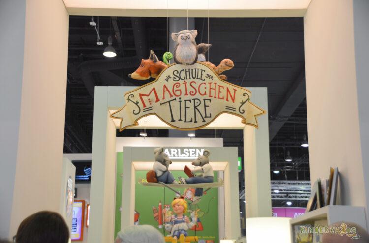 Frankfurter Buchmesse Bücher Carlsen Verlag Conni Die Schule der magischen Tiere