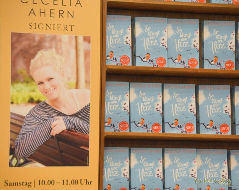 Frankfurter Buchmesse Ceceilia Ahern So klingt dein Herz