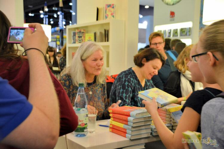 Frankfurter Buchmesse Bücher Carlsen Verlag Conni