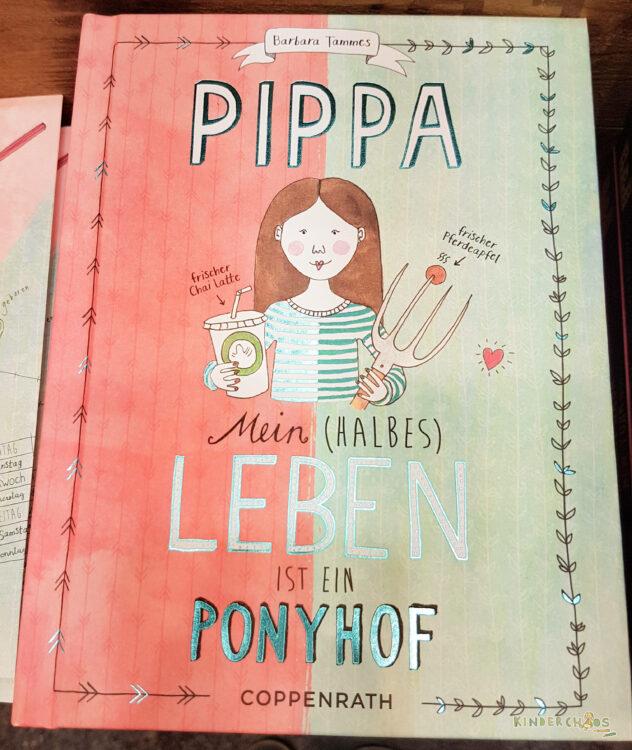 Frankfurter Buchmesse Bücher Pippa Mein halbes Leben ist ein Ponyhof