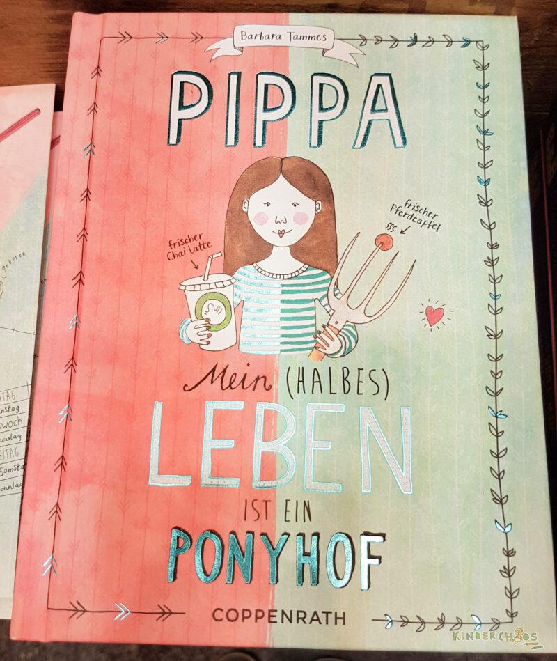 Frankfurter Buchmesse Coppenrath Pippa mein halbes Leben ist ein Ponyhof