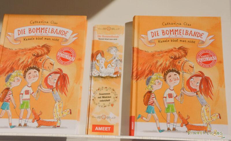 Frankfurter Buchmesse Die Bommelbande