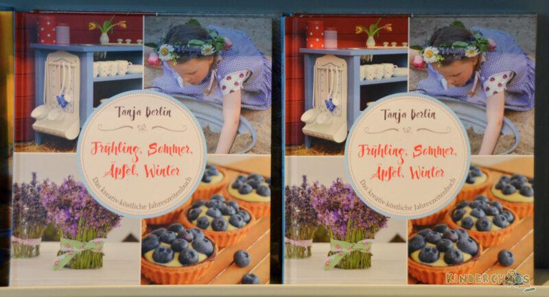 Frankfurter Buchmesse Frühling, Sommer, Äpfel, Winter