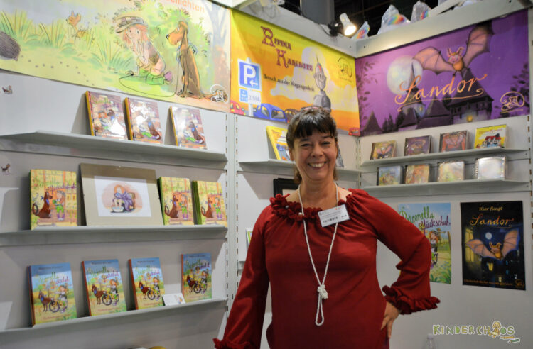 Frankfurter Buchmesse Dorothea Flechsig Glückschuh Verlag