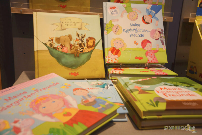 Frankfurter Buchmesse Haba Freundebücher
