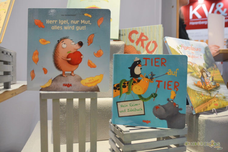 Frankfurter Buchmesse Haba Verlag Kinderbücher