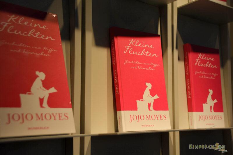 Frankfurter Buchmesse Jojo Moyes Kleine Fluchten