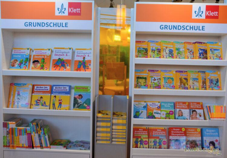 Frankfurter Buchmesse Bücher Klett Verlag Kindergarten Grundschule