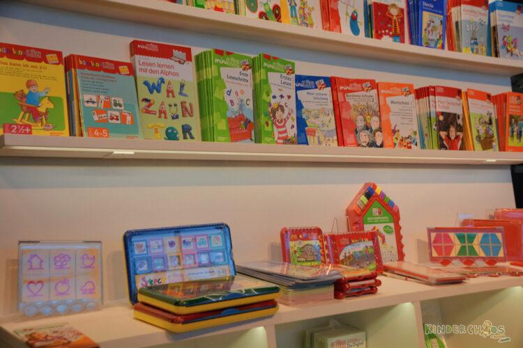 Frankfurter Buchmesse Bücher LÜK Kasten