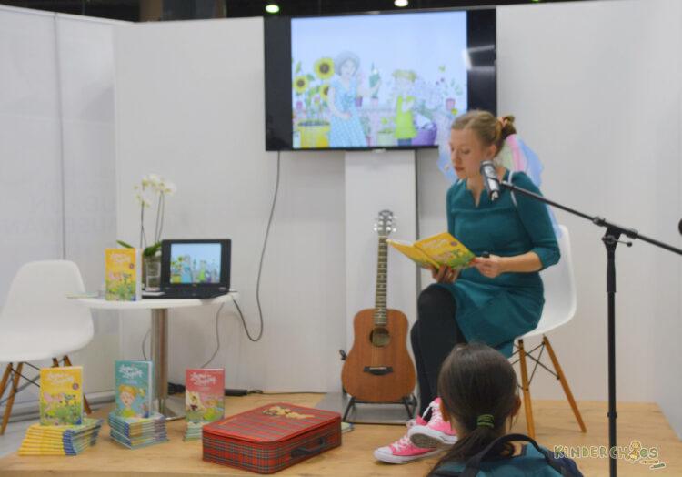 Frankfurter Buchmesse Bücher Leonie Looping