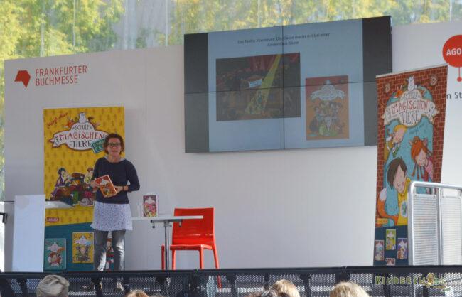 Frankfurter Buchmesse Margit Auer Die Schule der magischen Tiere