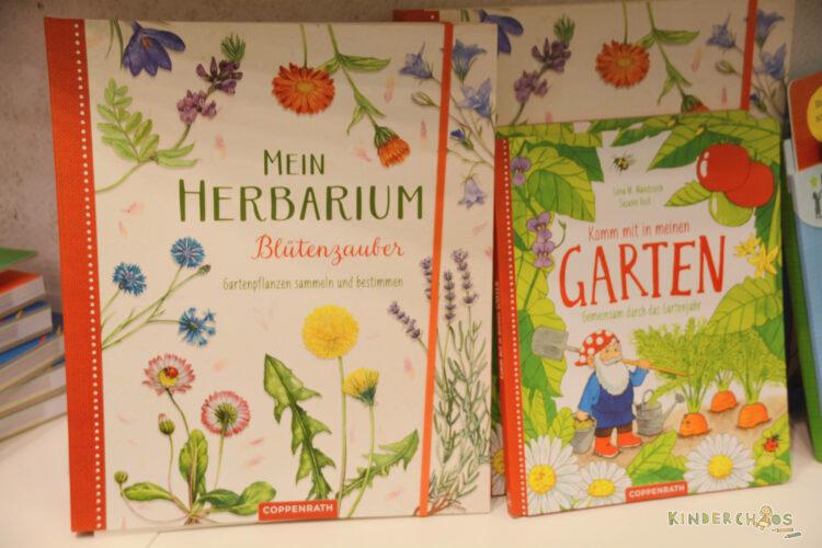 Frankfurter Buchmesse Bücher Mein Herbarium