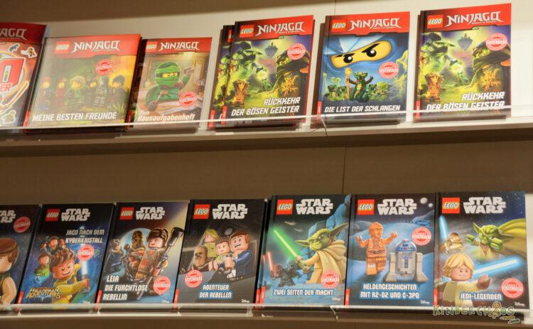 Frankfurter Buchmesse Ameet Verlag Lego Ninjago Star Wars Schleich
