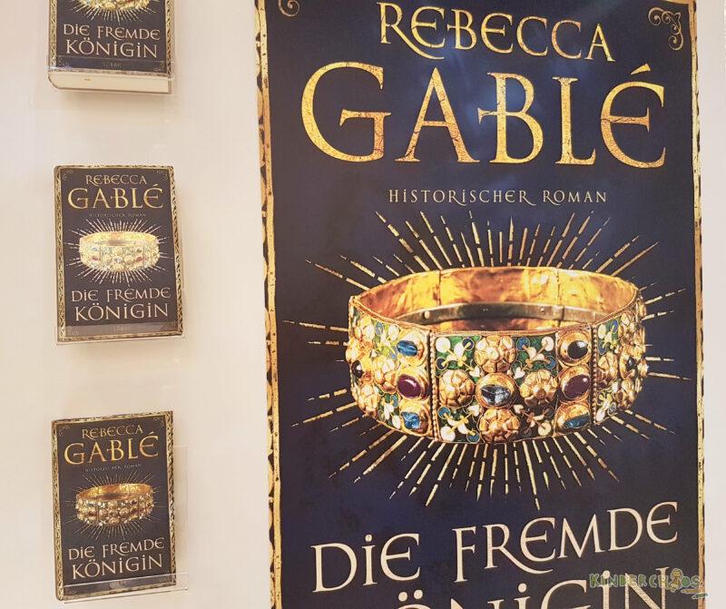 Frankfurter Buchmesse Rebecca Gable