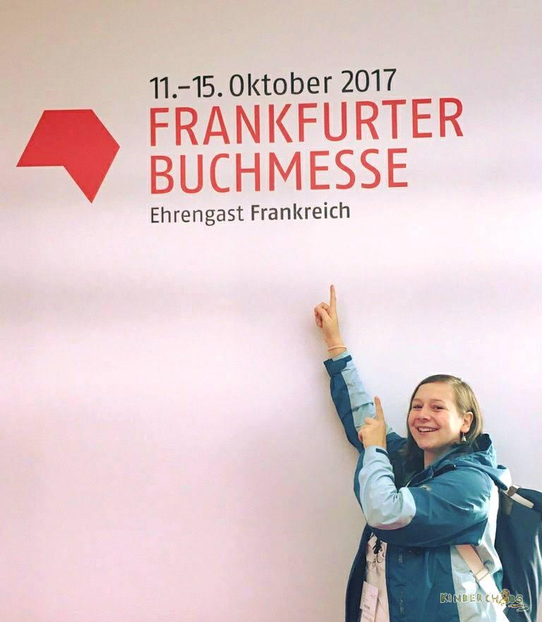 Frankfurter Buchmesse Tag 2