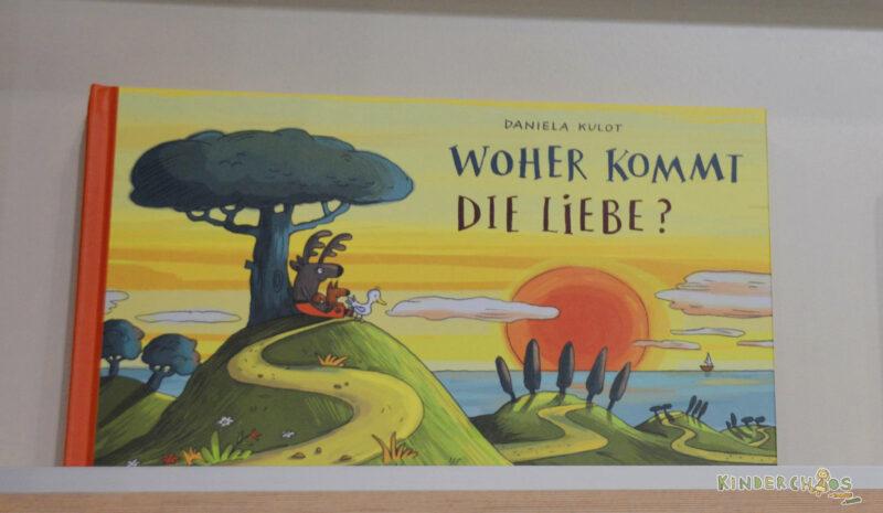Frankfurter Buchmesse Woher kommt die Liebe?