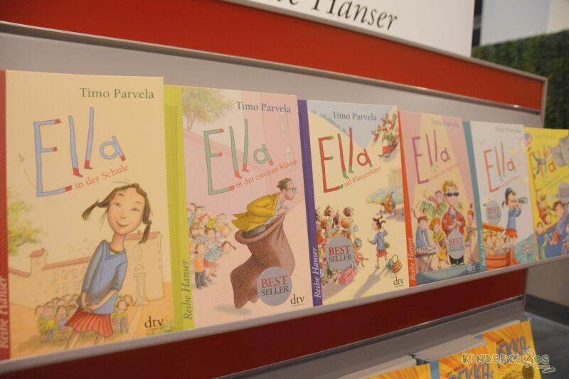 Frankfurter Buchmesse dtv Ella