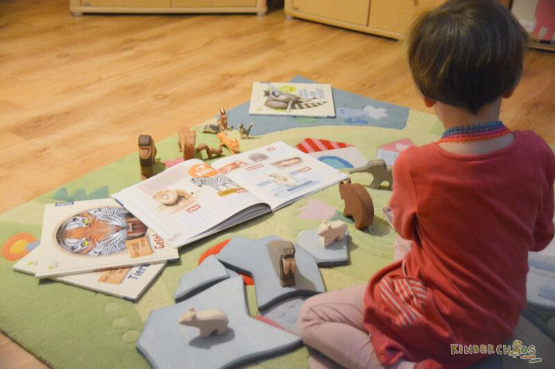 Kosmus Sachbuch Kinder Natur von Anfang an