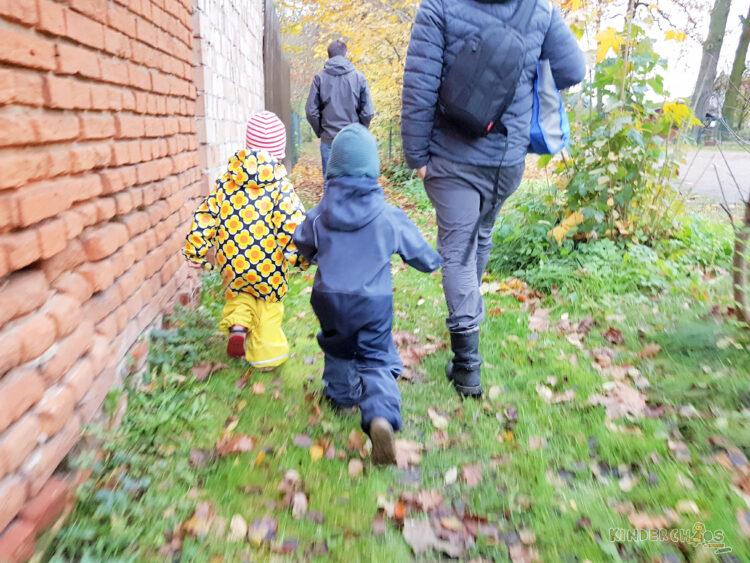 Spaziergang Ribbeck Wochenende in Bildern WOB