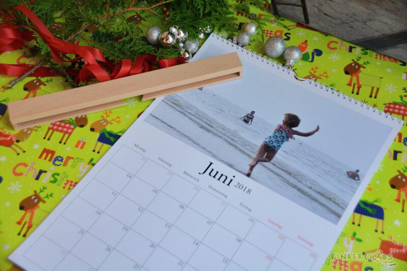 Sendmoments Wandkalender