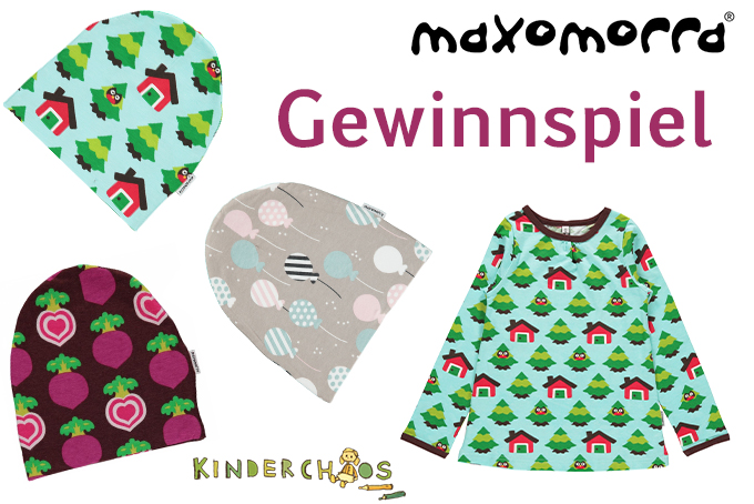 Maxomorra Winterkollektion Winter skandinavische Kinderkleidung Kindermode