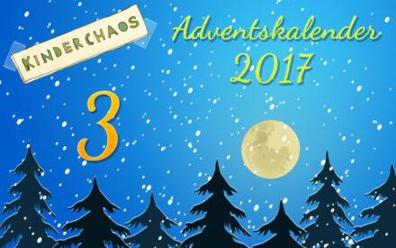 3. Adventskalendertürchen: Basteln für Weihnachten mit Kuschel und Kram!