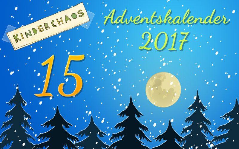 15. Adventskalendertürchen: Ein Winterabenteuer mit 2 kleinen Eisbären von Ostheimer
