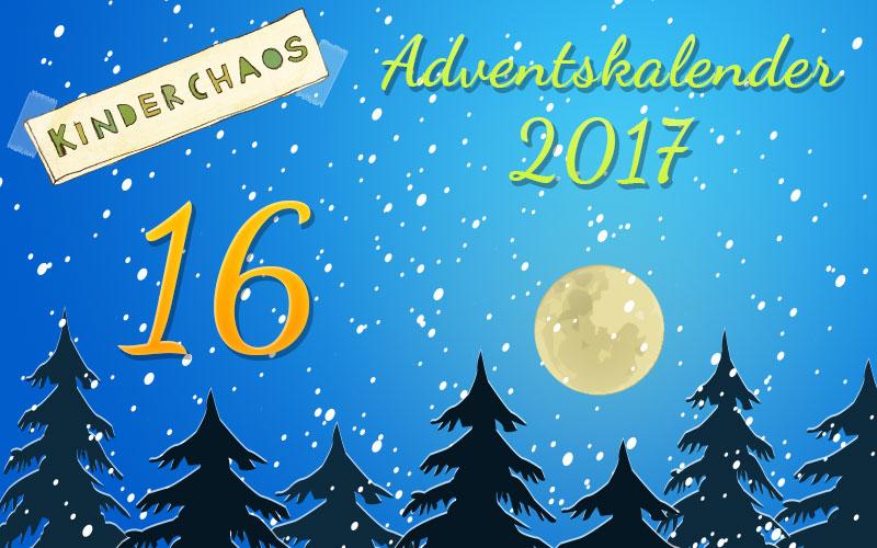 16. Adventskalendertürchen: Einen Sonnenaufgang im Winter mit Glückskäfer