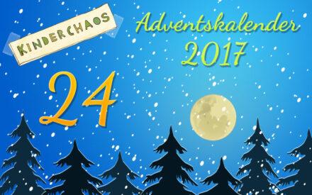 24. Adventskalendertürchen: Ich wünsche euch einen Tag …