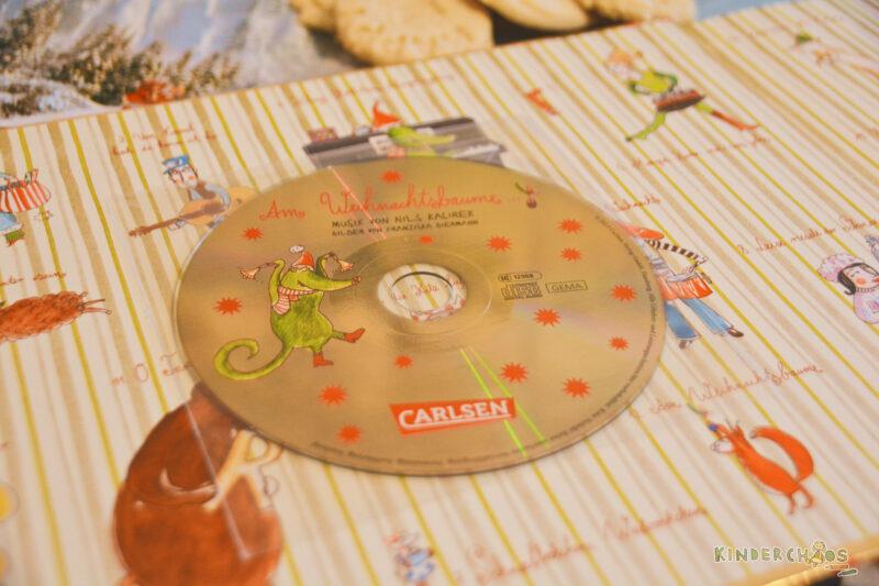 Am Weihnachtsbaume CD Weihnachtslieder