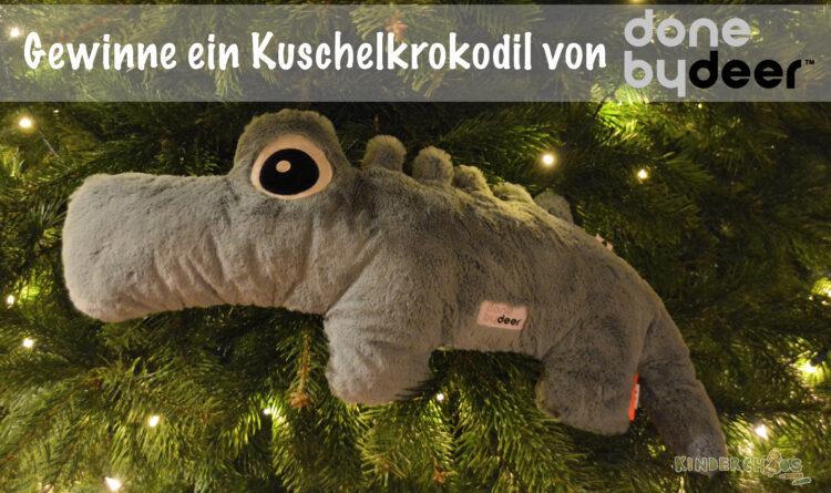 done by deer Croco Krokodil Kuscheltier Kuschelfreund Freunde kuscheln