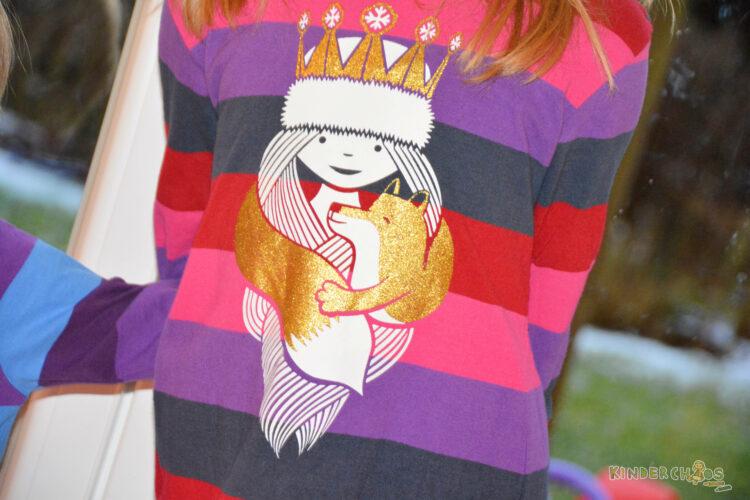 Fannyswelt Danefae Schneeprinzessin SNEPRINSESSE Freja Fuchs Kinderkleidung Kindermode