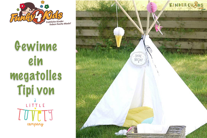 Funky4Kids Tipi A Little Lovely Company Einen Tag Weihnachten Heiligabend Adventskalender