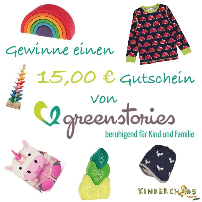 Greenstories Gutschein