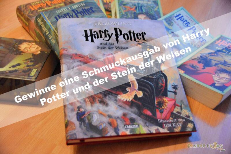 Harry Potter Gewinnspiel