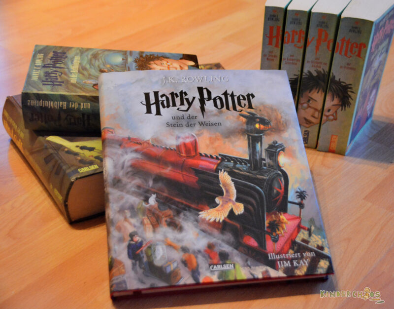 Harry Potter Schmuckausgabe