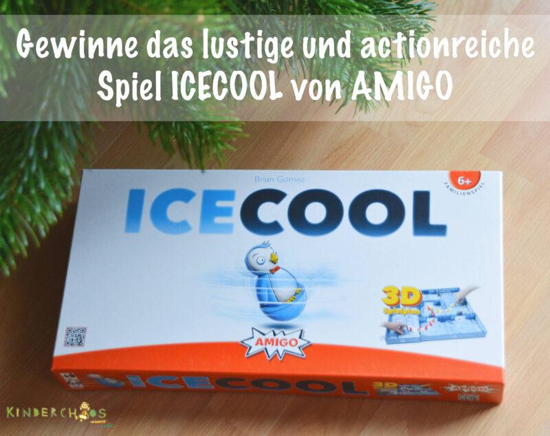 Icecool Gewinnspiel