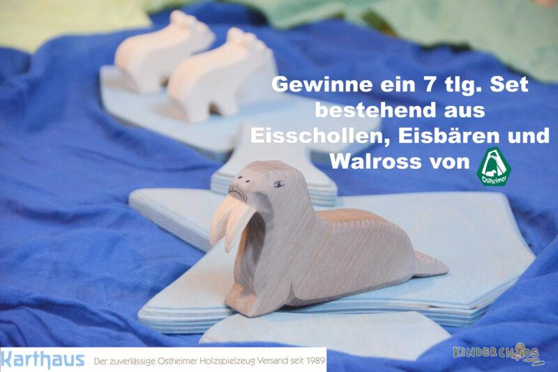 Ostheimer Eisbären Walross Verlosung