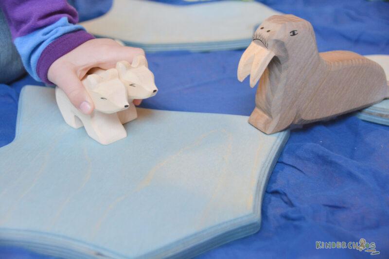 Ostheimer Walross Eisbären