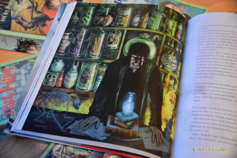 Schmuckausgabe Harry Potter und der Stein der Weisen