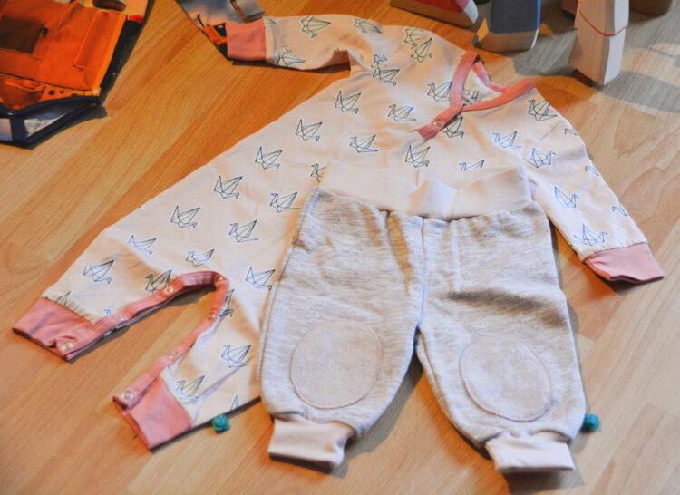 Weihnachten Winter Fred´s World Green Cotton Kinderkleidung Kindermode GOTS Schiffchen
