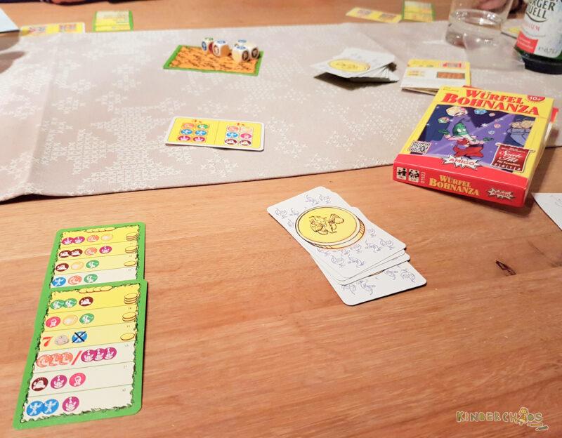 Würfel Bohnanza Amigo Gesellschaftsspiel
