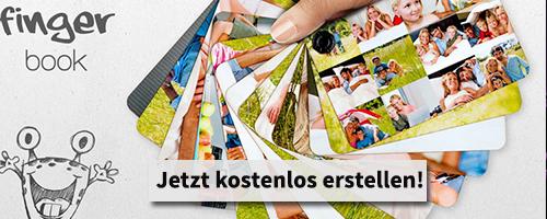 fingerbook fotogeschenk fotoalbum
