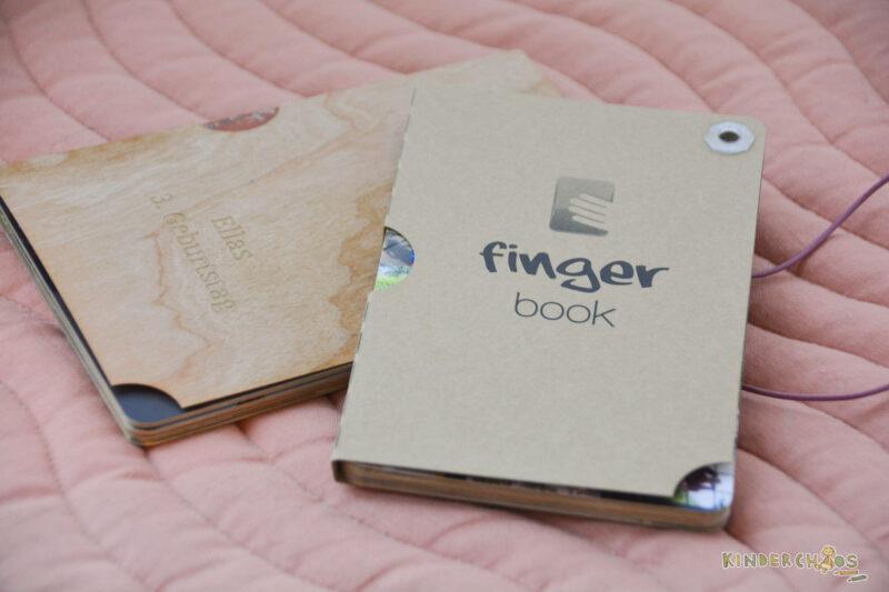 fingerbook erinnerungen