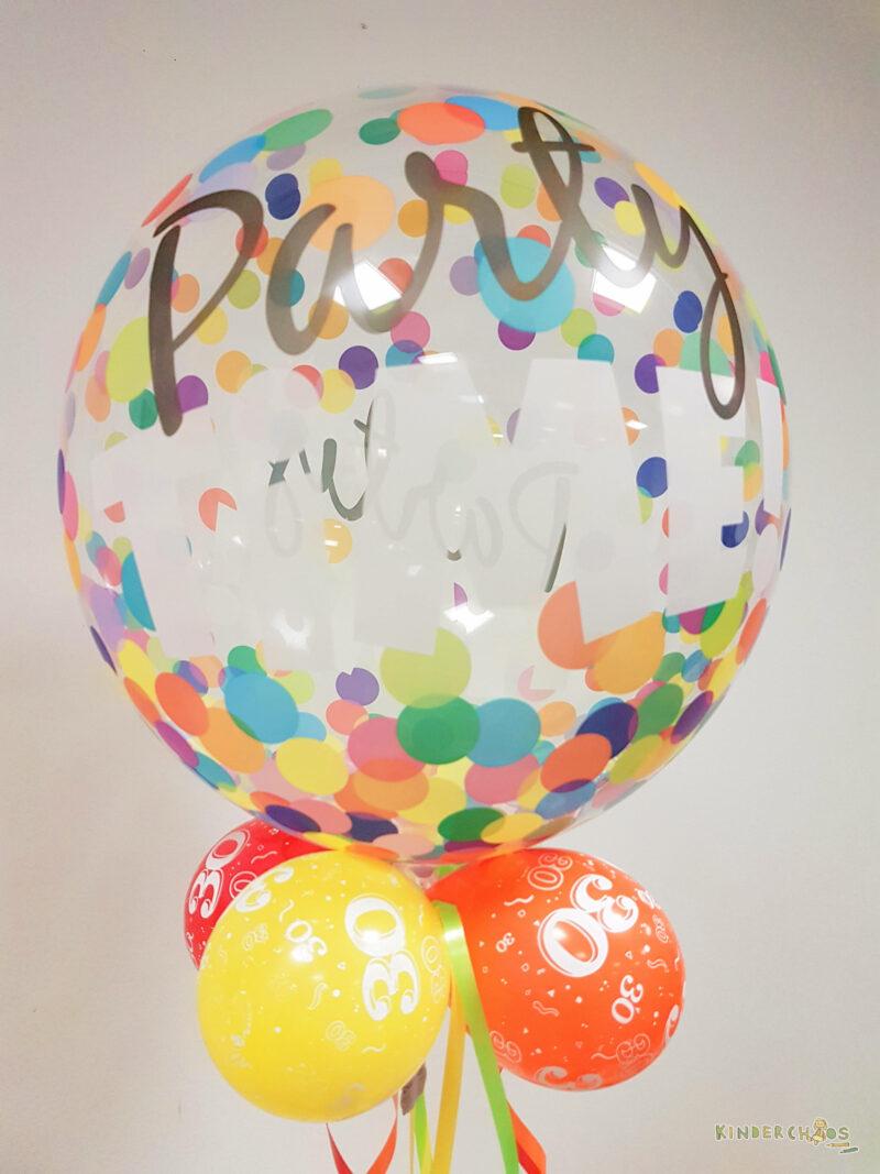 30er Party Geburtstag